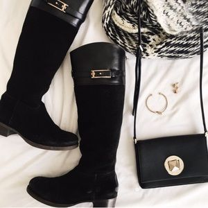 Tory Burch Knee High Boots Riding Boots